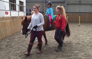 leading-pony